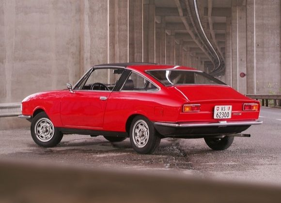 Moretti Fiat Targa Spider Cars Pinterest Fiat Cars