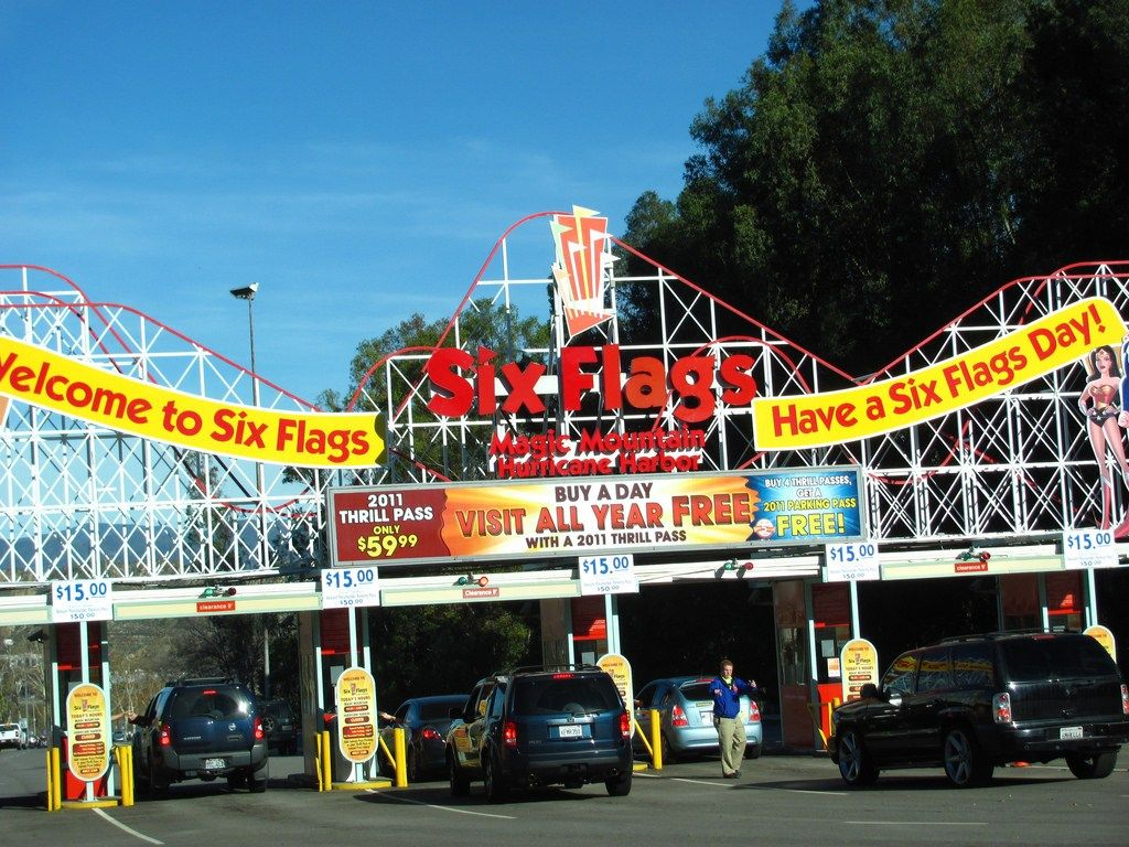 The Ultimate Guide To Six Flags Magic Mountain Six Flags Magic Mountain California Best Vacations