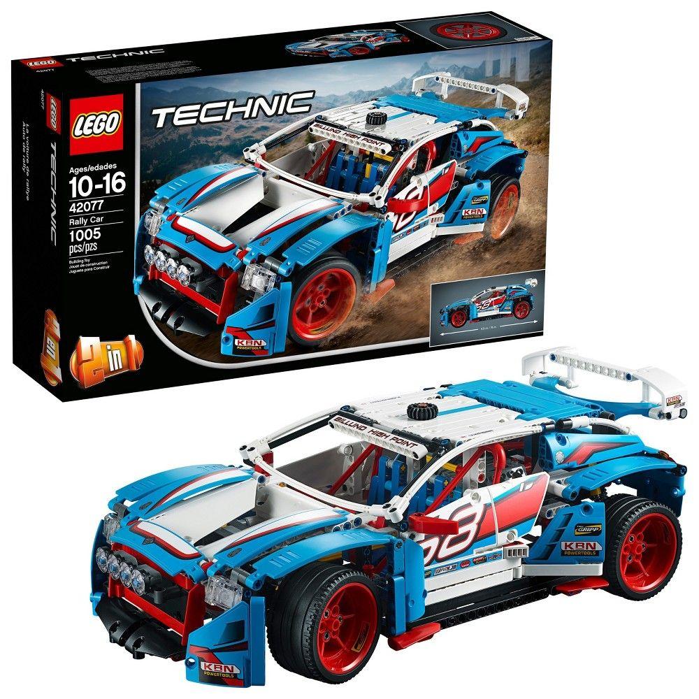 Lego Technic Rally Car 42077 Lego Technic Rally Car Lego
