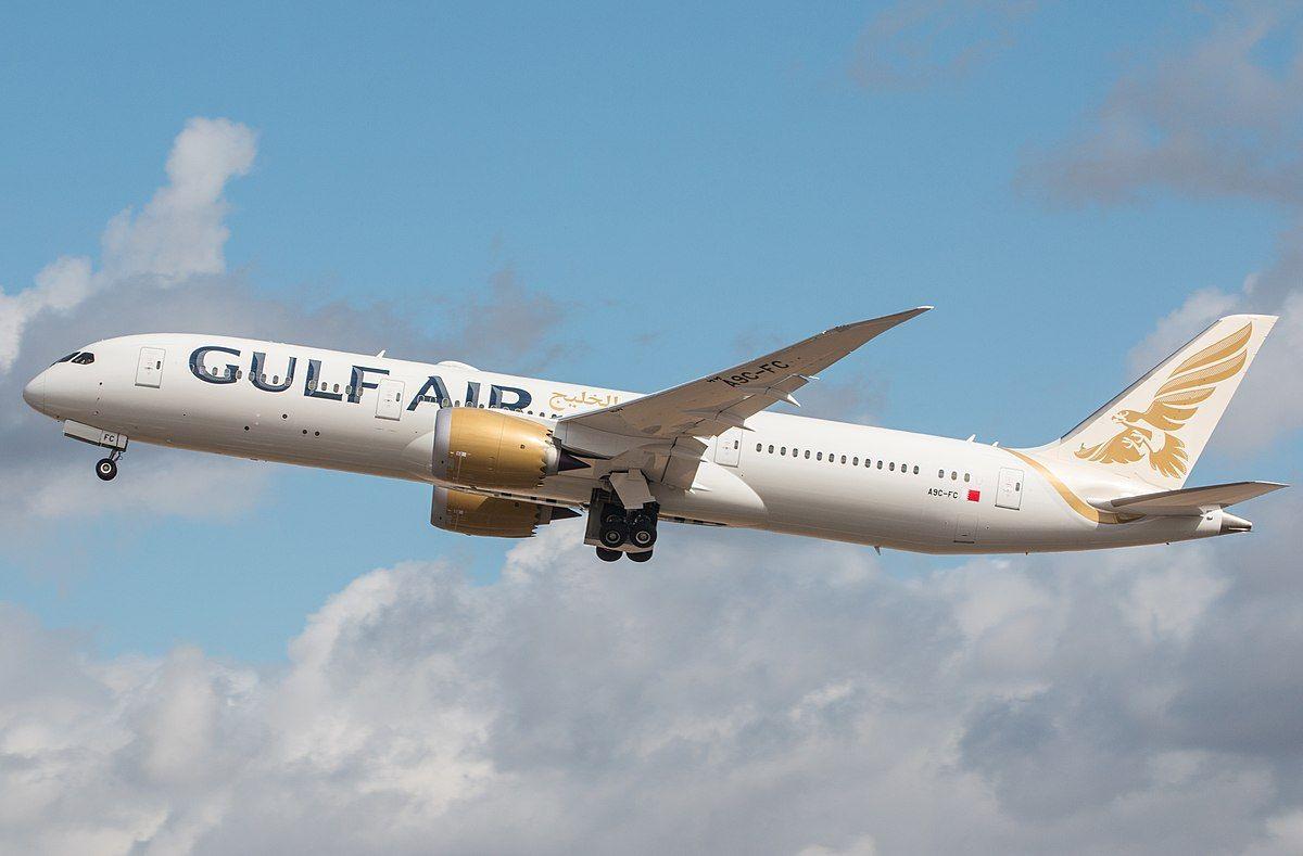 طيران الخليج تستقبل سابع طائرة دريملاينر في حفلها الخاص بالذكرى السبعين National Airlines Boeing 787 European Destination