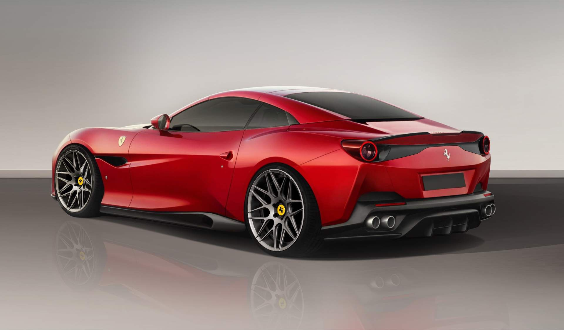 Loma Gives Ferrari Portofino A 2 0 Styling And Performance Upgrade Carscoops Super Cars Sports Car Brands Sports Car
