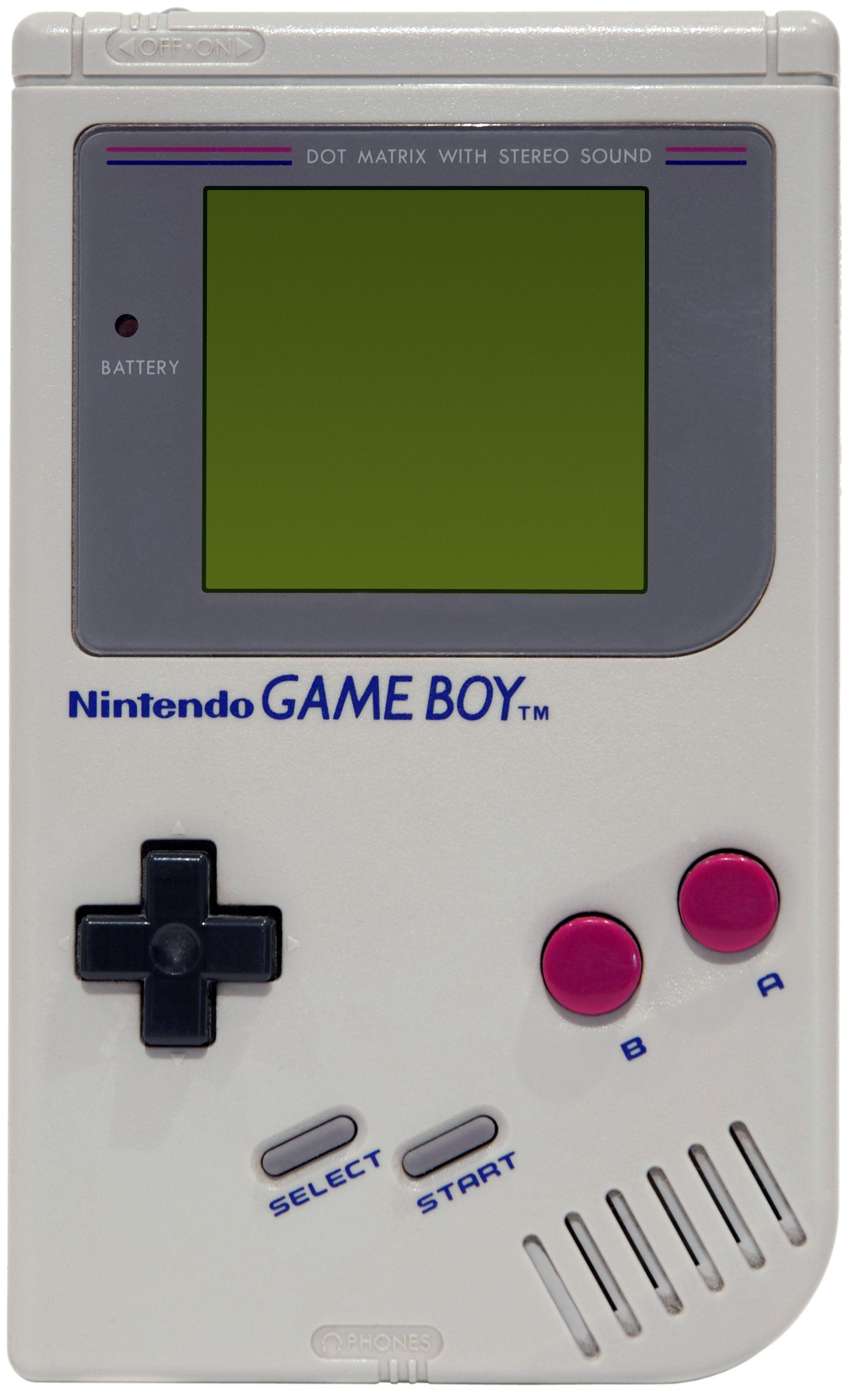Nintendo Gameboy (1990)