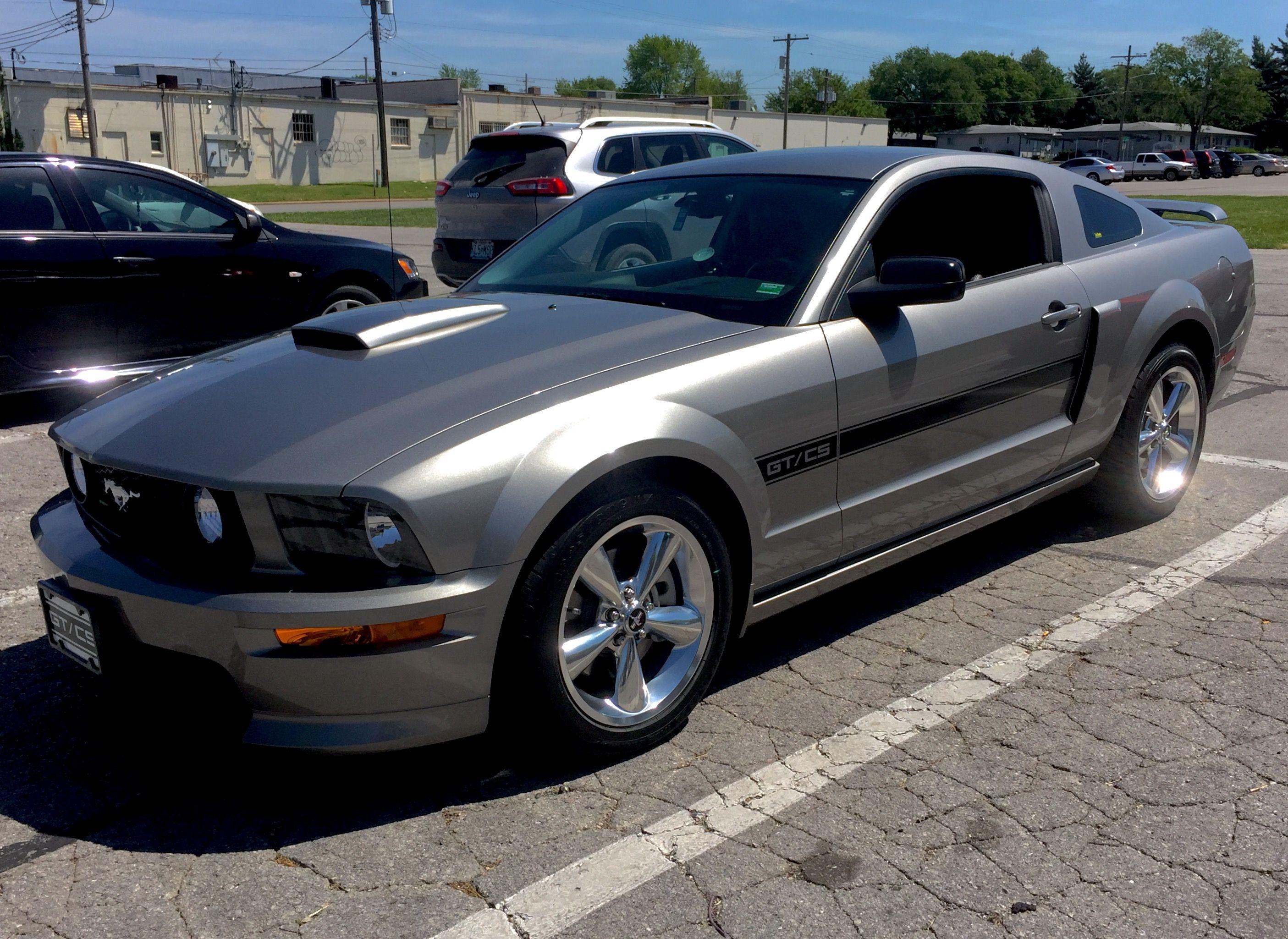 2009 Ford Mustang Gt Cs California Special Vapor Metallic 2009 Ford Mustang Ford Mustang Mustang
