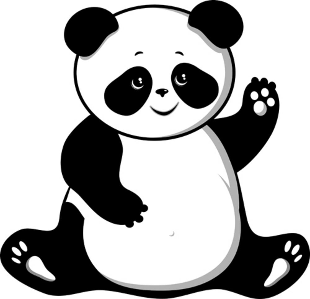 Uncategorized Drawings Of Panda Bears cute cartoon panda what google means for your business wall decals vinyl decal sticker murals baby nursery decor bear the size of is shown in picture may