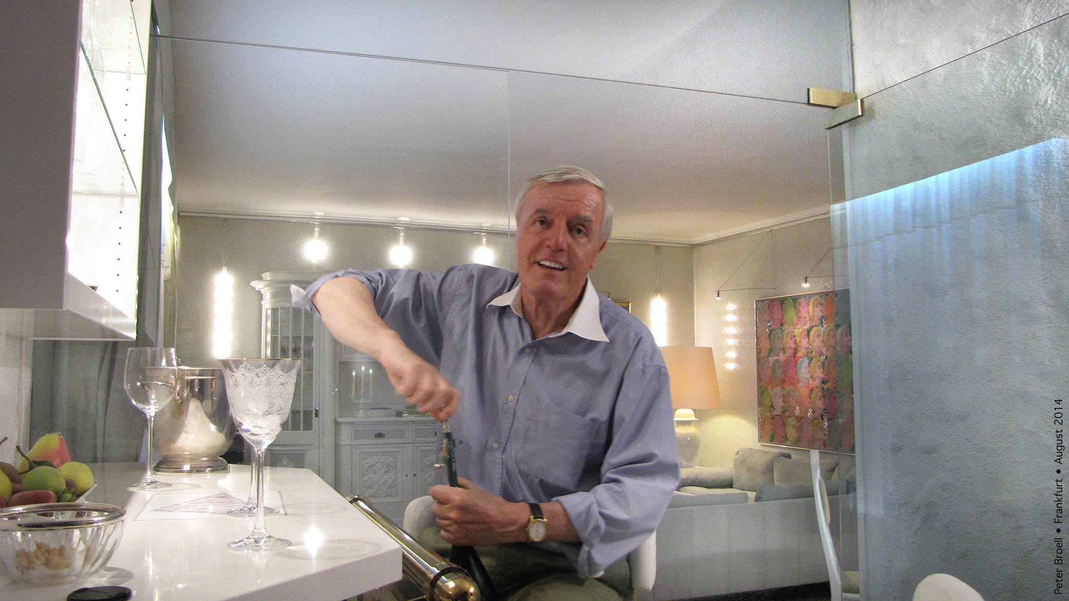 Peter Broell, Hausbar - wunderbar!