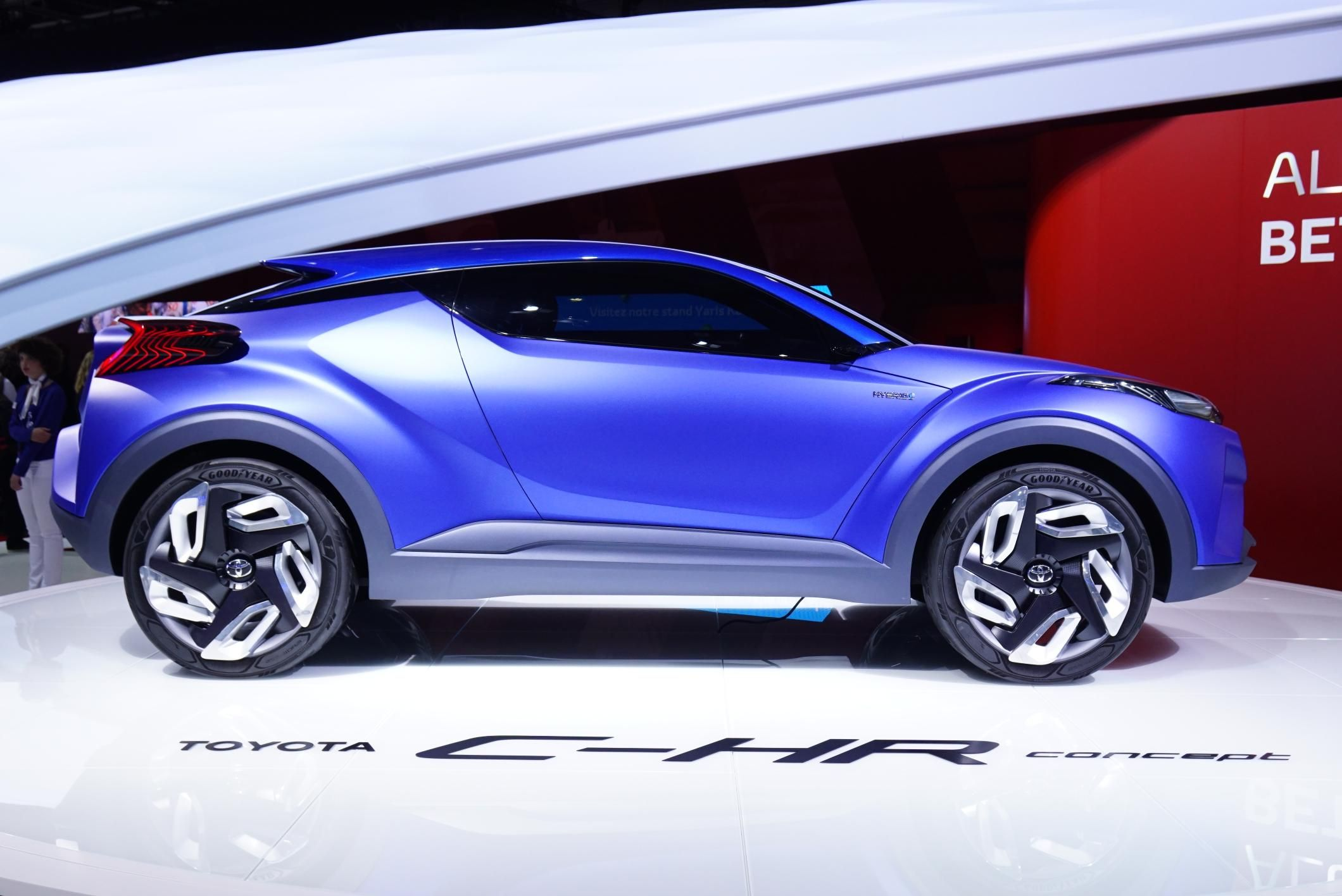 toyota ch r concept motor toyota pinterest toyota cars and rh pinterest com