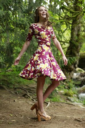 Sycamore Jersey Dress