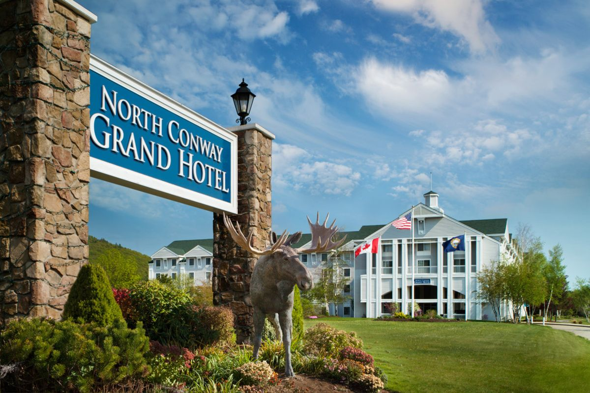 North Conway Hotels Grand Hotel In New Hampshire