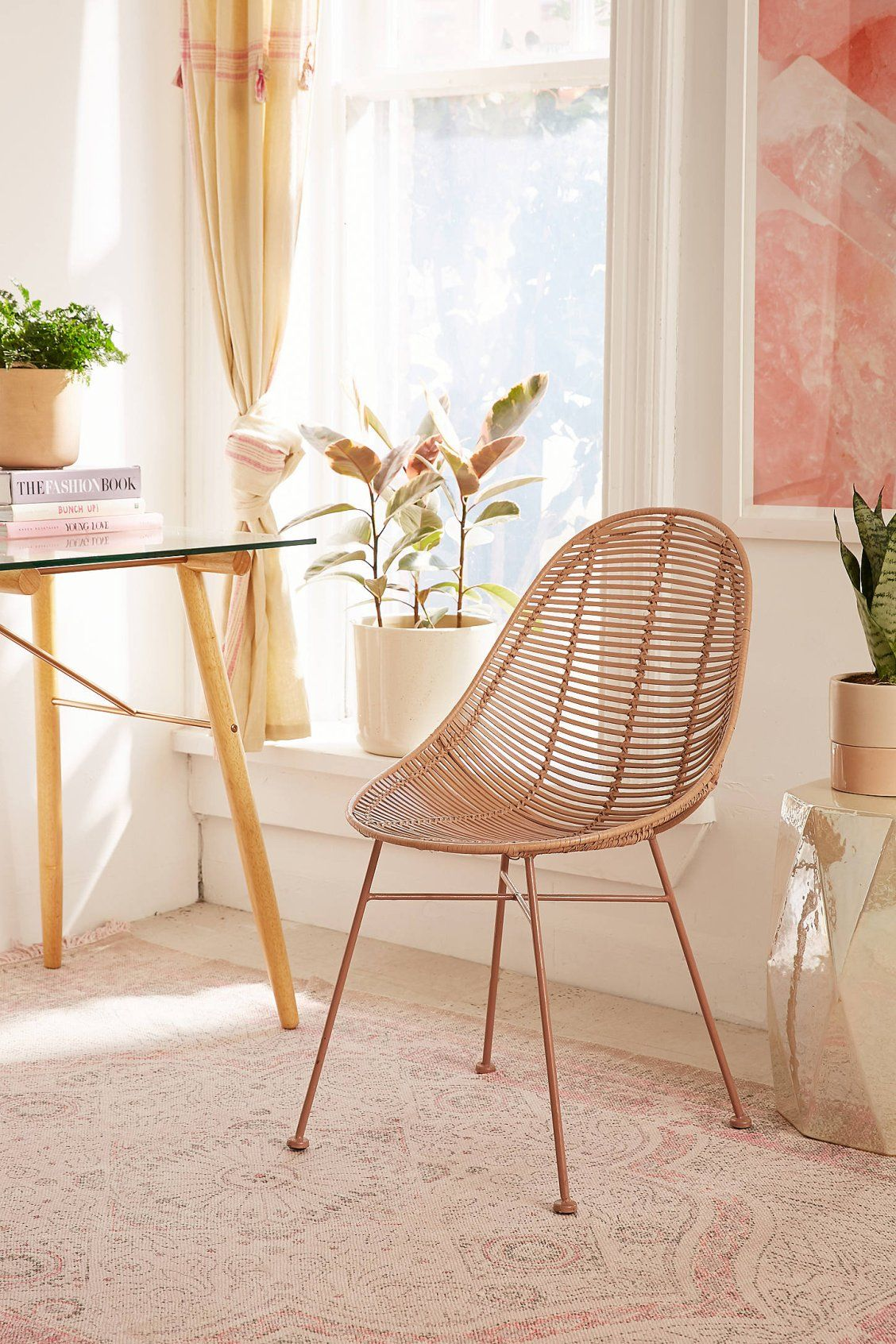 Urban Outfitters Chair Swing Chairs For Outdoors Haylee Mono Rattan And