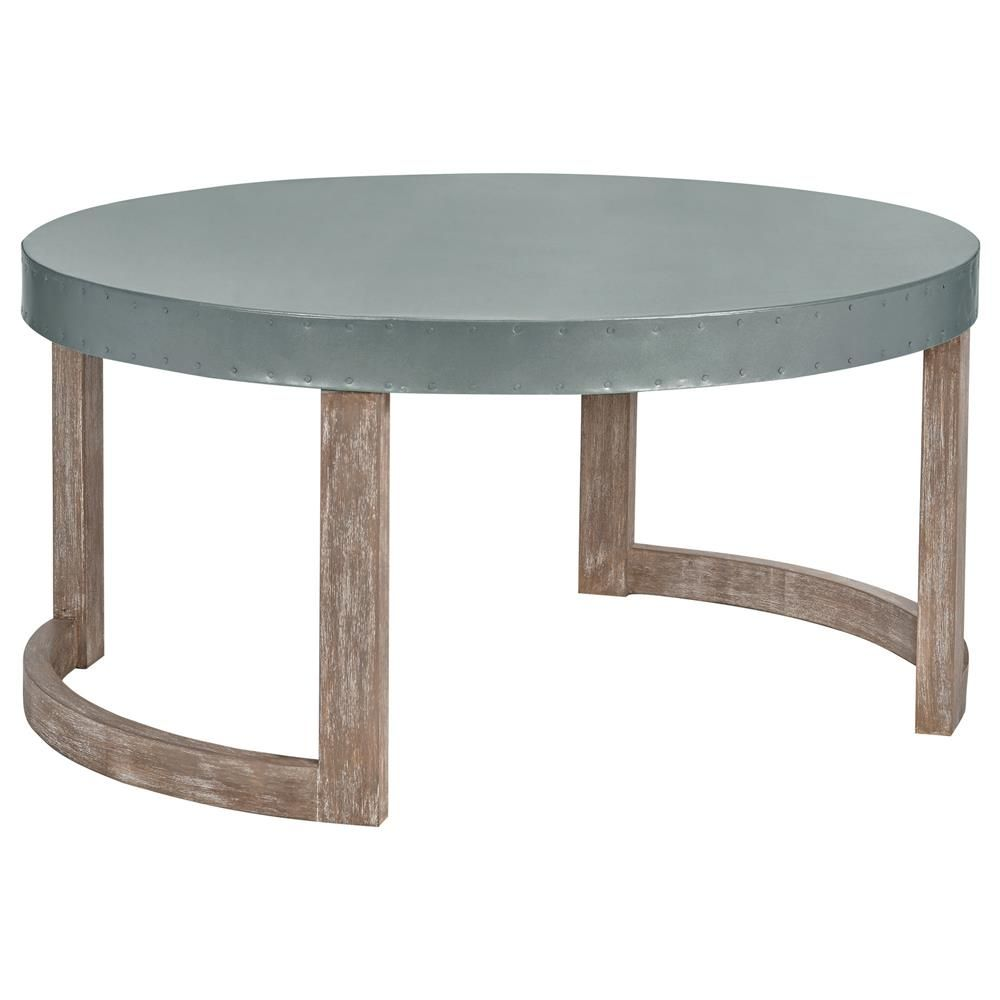 Atelier rustic design wood coffee table with curved legs atelier rustic design wood coffee table with curved legscoffee tables coffee geotapseo Images