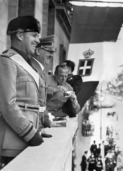 history how did hitler and mussolini Adolf hitler was born on 20 april 1889  hitler wanted to emulate benito mussolini's march on rome of 1922 by staging  hitler did not speak publicly.