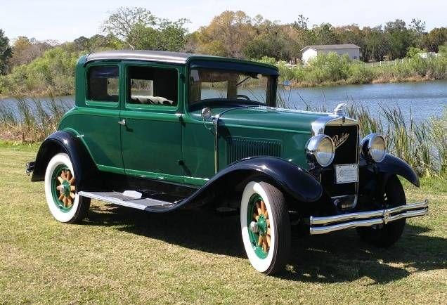 1929 Peerless Victoria Opera Coupe | Classic Cars | Cars