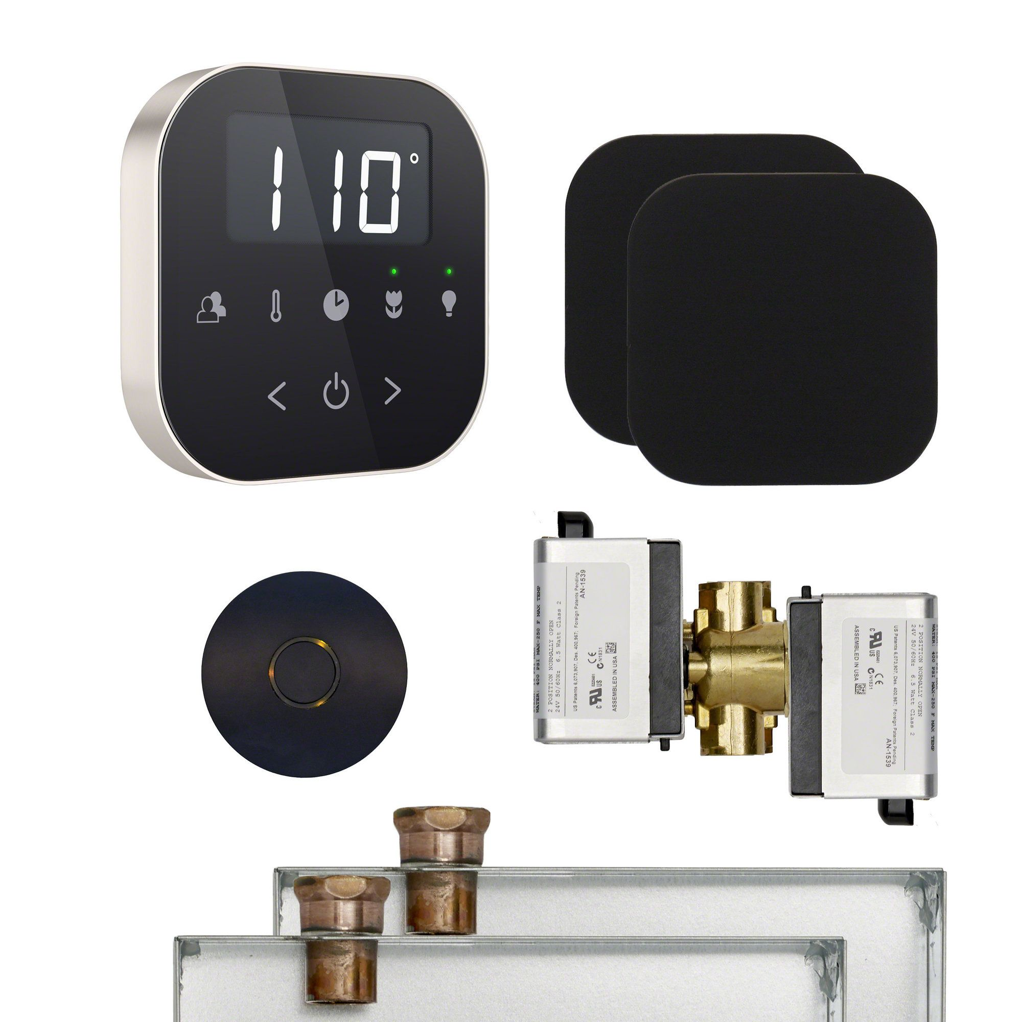 AirButler Steam Shower Package