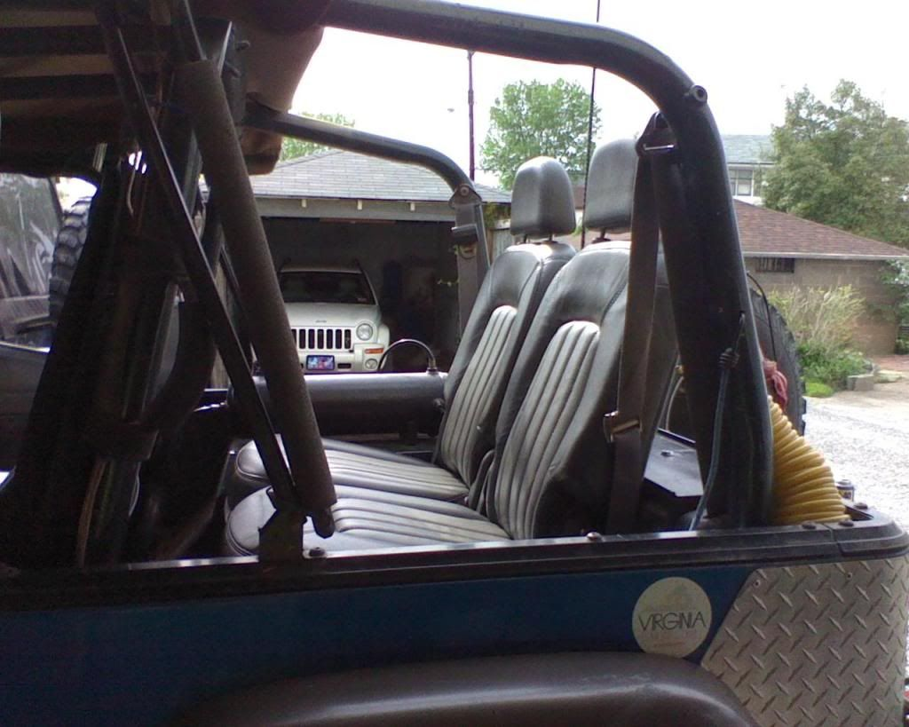 small resolution of willys jeep rear seat
