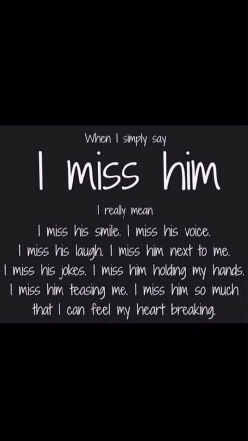 Sometimes i still miss you