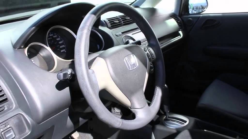 2007 Honda Fit U4952 Sport One Owner Extremely Low