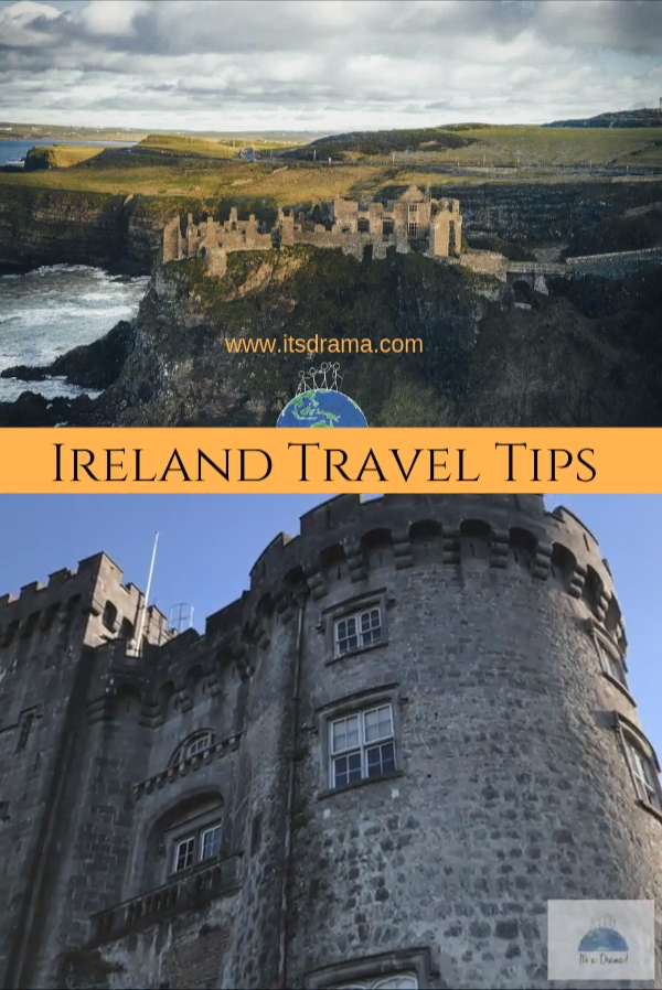 Ireland Tips For Your First Vacation!