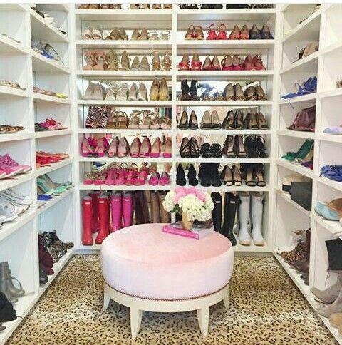 Estantes para zapatos   Flores Frescas   Pinterest   Estantes para ...