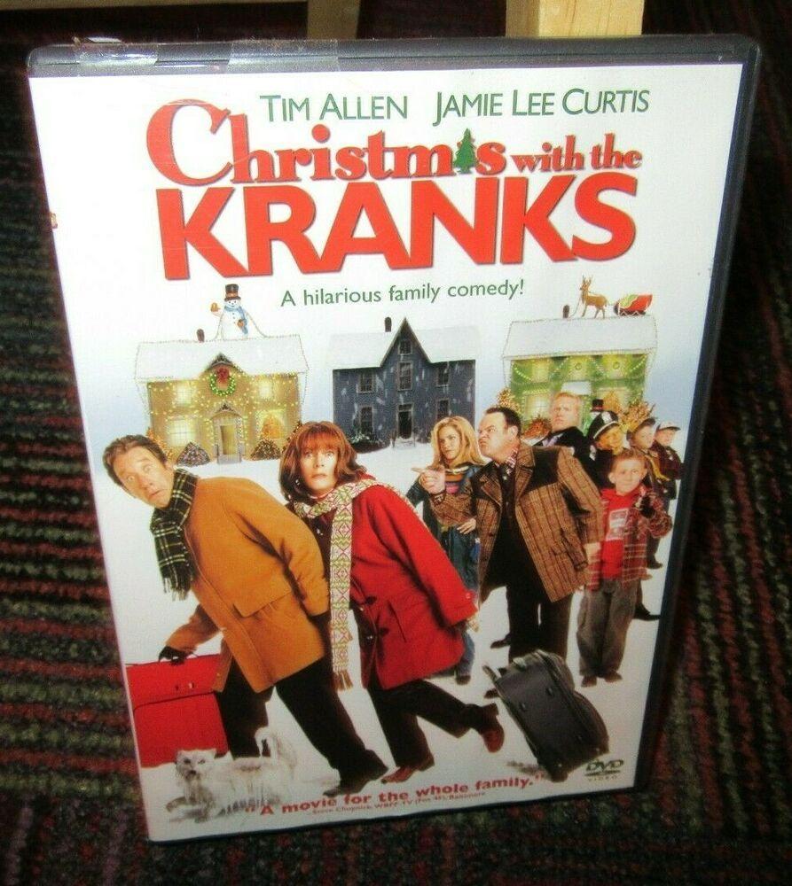 Christmas With The Kranks Dvd.Pin On Movies