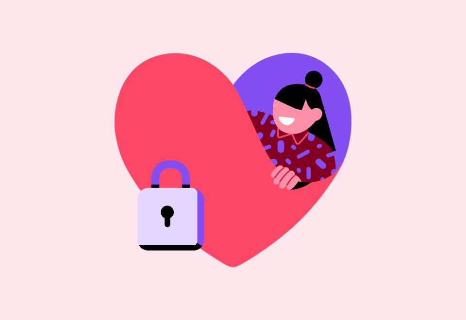 secret dating service