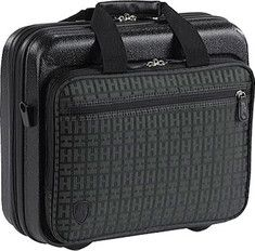 Click Image Above To Purchase: Heys Signature Business Case - Black
