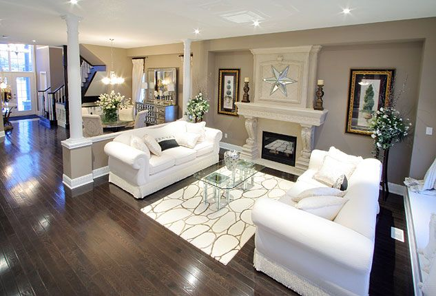 Photo Gallery Model Home Interiors Features Landmart Homes