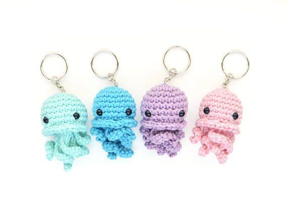 Amigurumi Jellyfish : Dolls amigurumi thecrochetingraven
