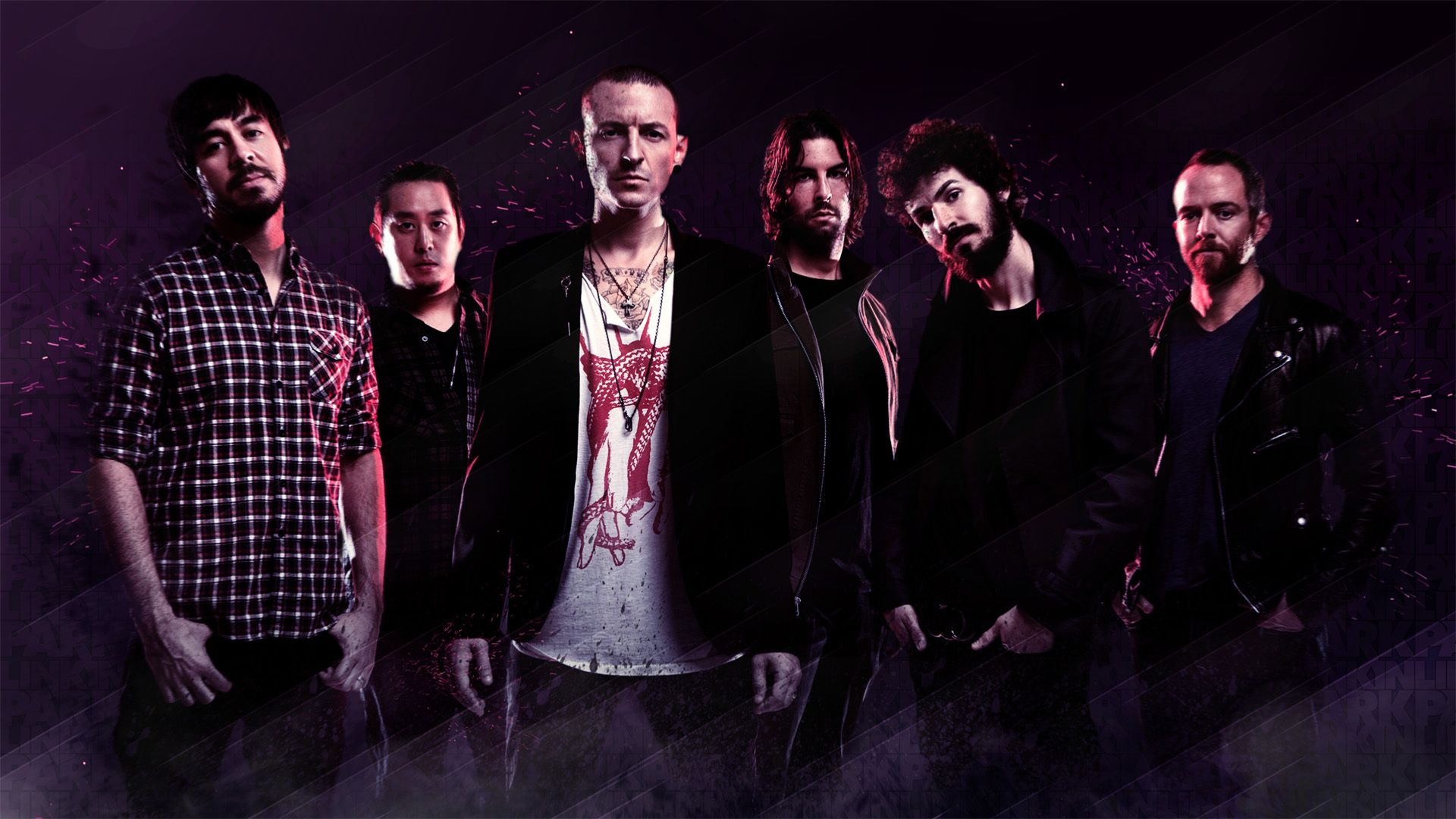 Linkin Park Hd Wallpapers Backgrounds Wallpaper 1360 768 Linkin