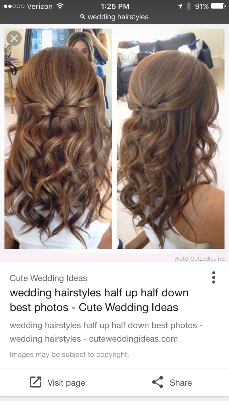 half-up curly braid. | happy ever after | curly hair styles