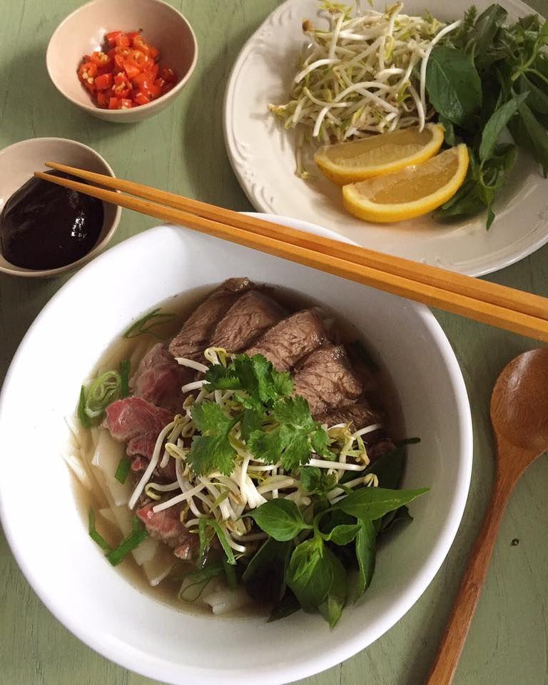 Sahabat Cookingwithsheila Com Pernahkan Mendengar Atau Makan Mie Kuah Ala Vietnam Dengan Irisan Tipis Daging Sapi Isinya Sanga Resep Sup Resep Makanan Makanan