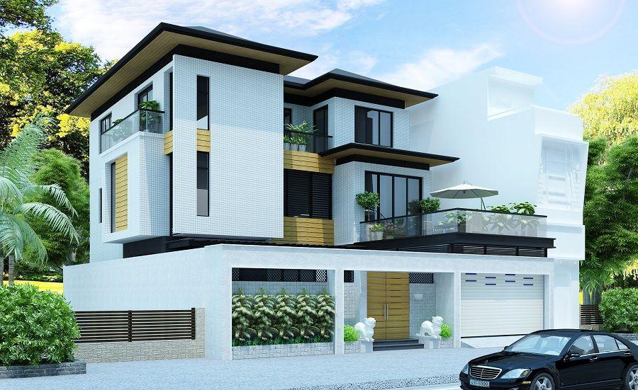 Phoi Canh Nha Hiep Ban Ngay Private Casasmansionsvillashomes - Vestir-casas