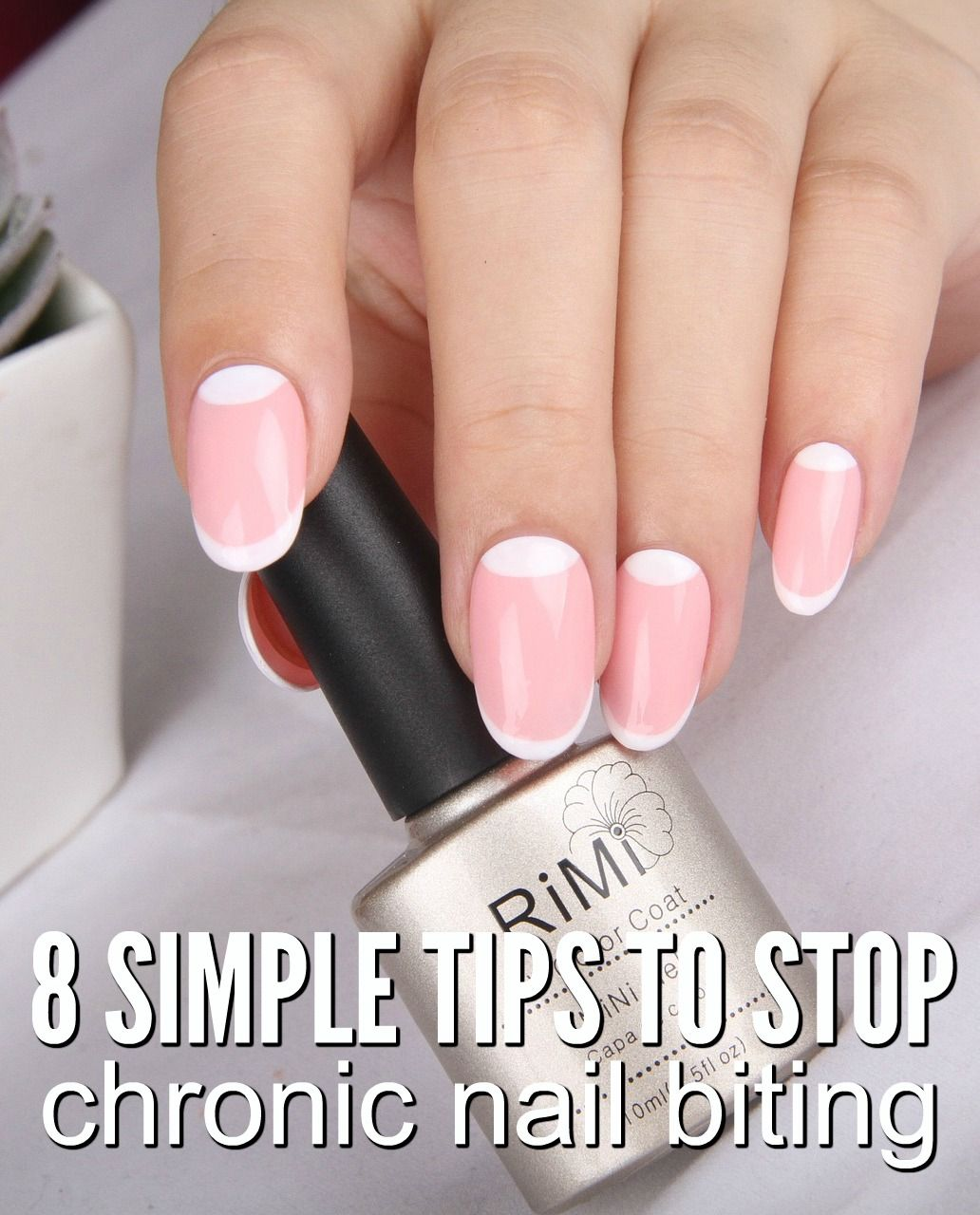 Stop Biting Your Nails Fast With These Simple Tips The
