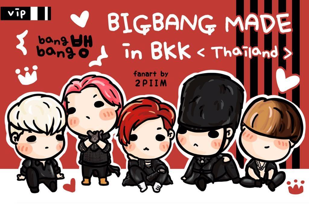 #BIGBANG #BANGBANGBANG