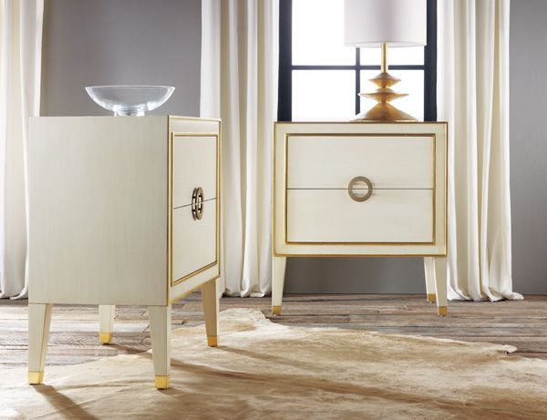Modern History Retro Nightstand Trending Decor Furniture