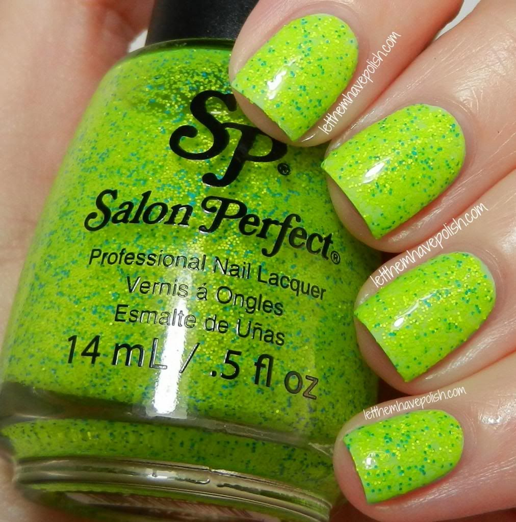 Salon Perfect Zapped 5 Nail Polish Nails Inspiration Fun