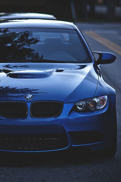 Johnnyescobar M Dream Cars Pinterest BMW Cars And BMW M - Blue bmw