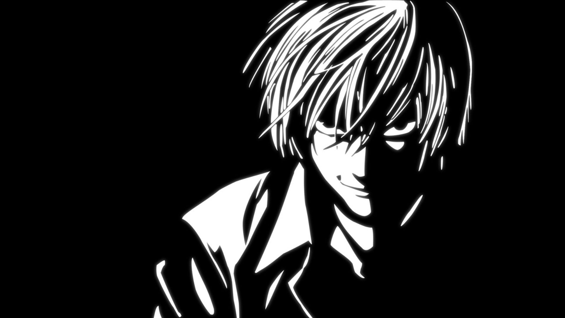Light Yagami Wallpaper Death Note Death Note Anime Y