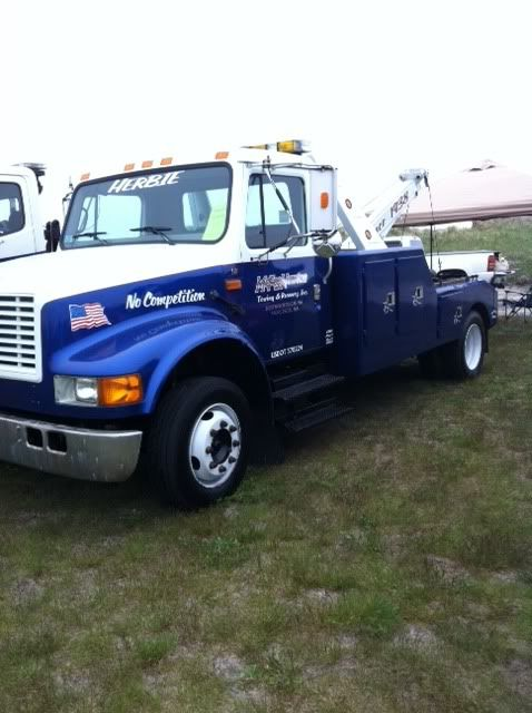 1996 International 4700 12 Ton In Used Wreckers For Sale Forum Tow Truck Wrecker Monster Trucks