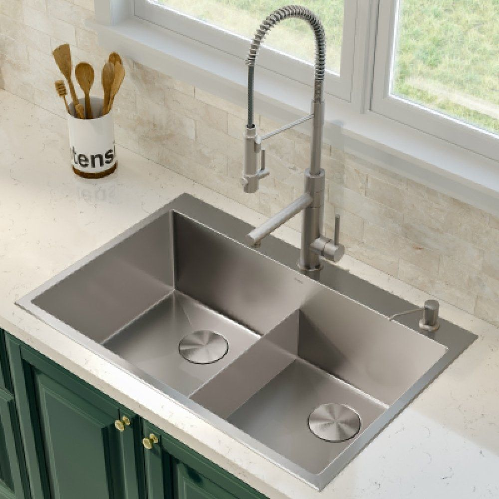 Overstock Com Online Shopping Bedding Furniture Electronics Jewelry Clothing More In 2021 Kitchen Sink Design Drop In Kitchen Sink Corner Sink Kitchen