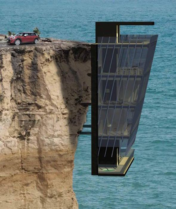. 6 Amazing Coastal Cliff House Designs For Your Inspiration