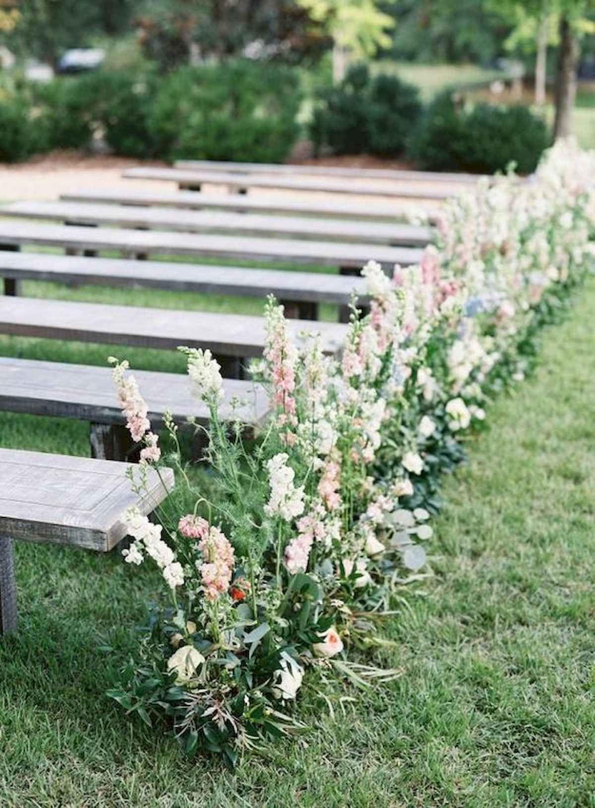 70 Beautiful Outdoor Spring Wedding Ideas (36
