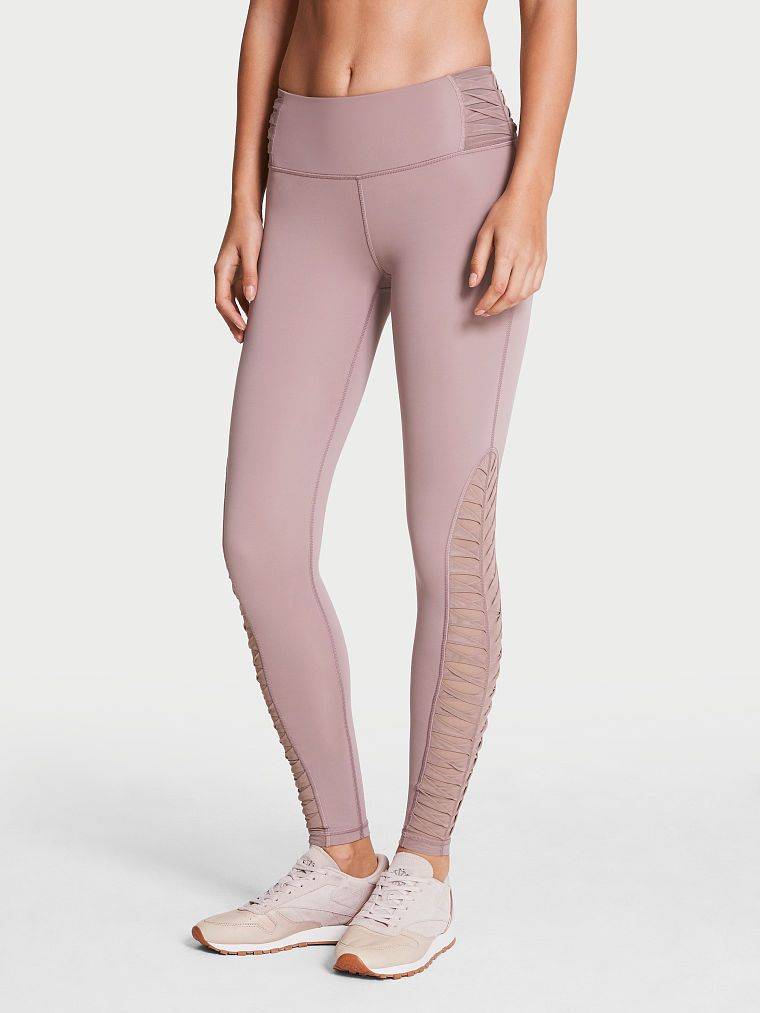55441ff241543a Total Knockout by Victoria Sport Twisted Pleat Tight | Activewear ...