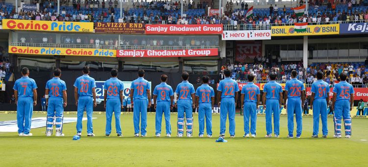 India Cricketers Wear Mothers Names On Their Jerseys Cricket Teams Matches Today Cricket