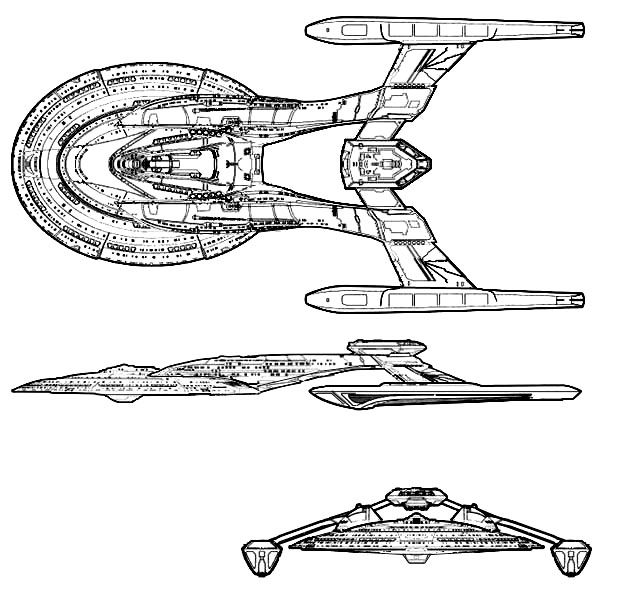 Starship Schematic Database UFP and Starfleet All Ships Sci