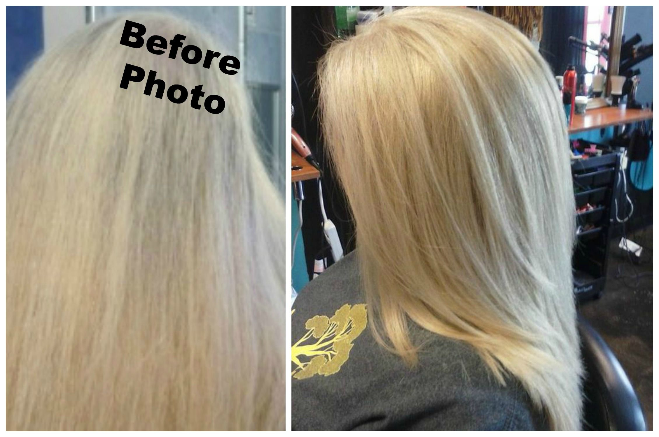 What happens when a client wants this gorgeous straight hair i give