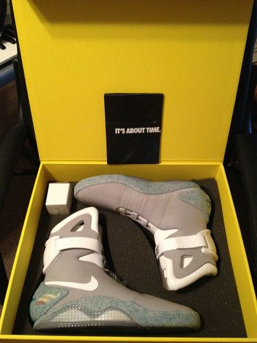 Details about Nike Air Mag Back To The Future 2011 Marty