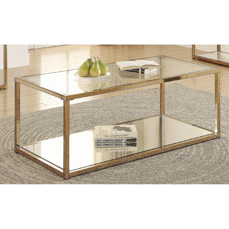 Modern Glass Top Coffee Table Aptdeco Glass Top Coffee Table Coffee Table Modern Glass [ 1500 x 1500 Pixel ]