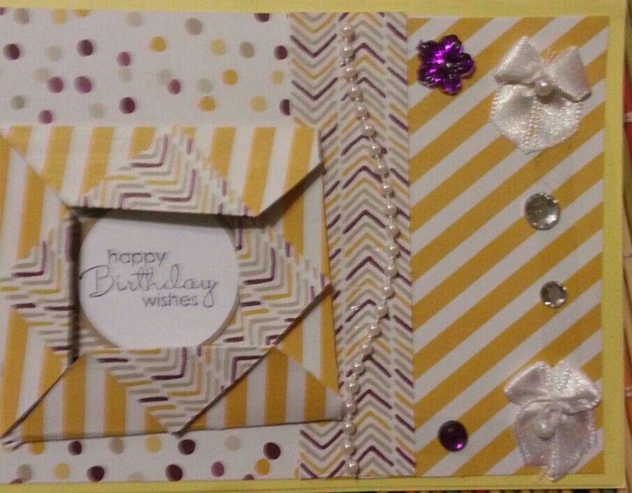 Brenda s Birthday Card!!! 12/30/15
