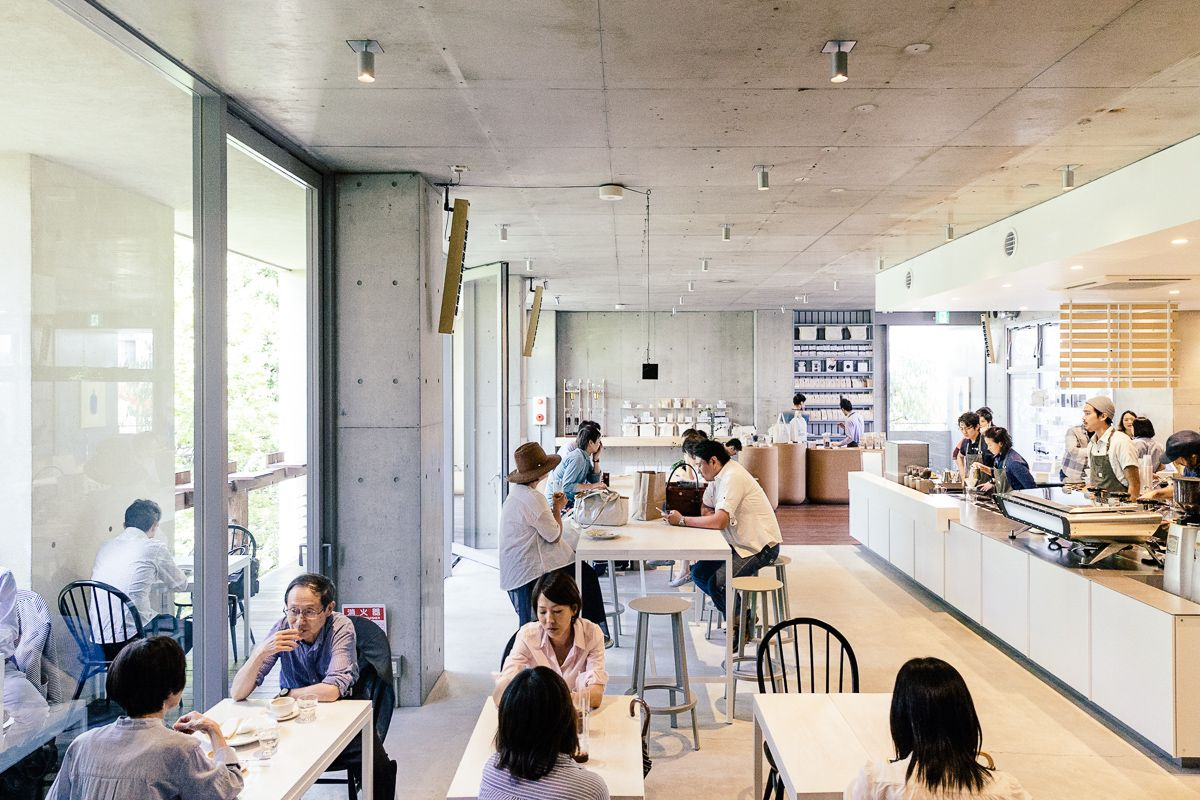 Blue Bottle Coffee Tokyo Japan - The Directory Coffee