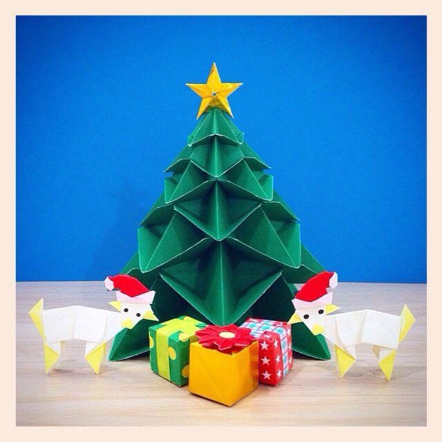 origami merry christmas����������feliz navidad fleece